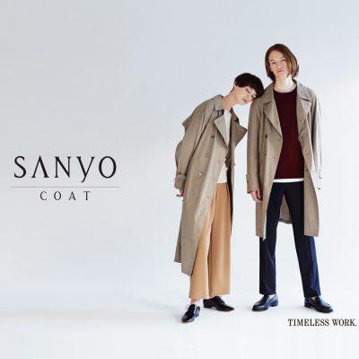 SANYO COAT(2018)