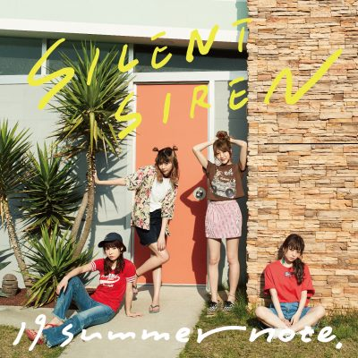SILENT SIREN  19summer note(2018)
